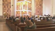 Así celebraron el Día de la Madre en algunas iglesias católicas del sur de California