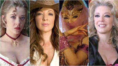 Por qué te enamoraste de Edith González: 10 papeles que rompieron esquemas en las telenovelas (y el teatro)