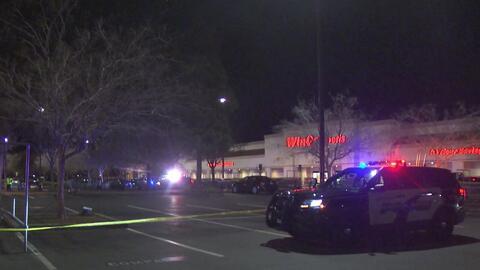 Menor de 15 años fue baleado esta mañana en un supermercado de Elk Grove