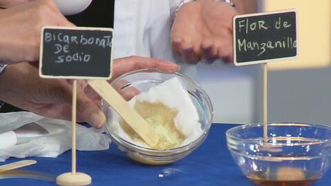 El bicarbonato de sodio, una nueva manera de remplazar el botox