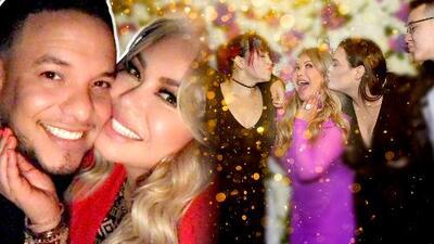 Exclusiva: los Rivera esperan que haya boda de Chiquis y Lorenzo (y preguntan por la fecha)