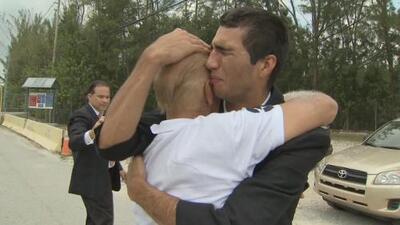 ICE releases young Venezuelan asylum seeker Marco Coello