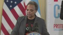 """""""Es tonto"""": alcaldesa de Chicago responde a quienes la critican por usar fondos federales en sueldos de policías"""