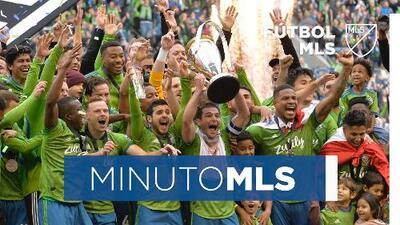 Minuto MLS: Raúl Ruidíaz logra título histórico en la coronación de Seattle