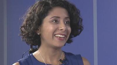 Lina Hidalgo se convierte en la primera persona latina en ser elegida como juez del condado de Harris, Texas