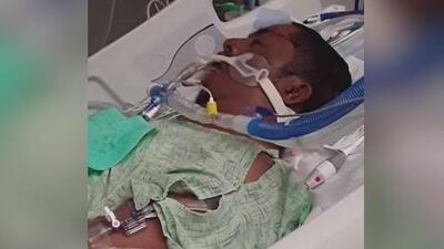 Campesino fue atropellado en una calle de Stockton, resultó con muerte cerebral