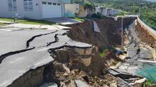 En incertidumbre familias cuyas casas se derrumbaron en Ceiba