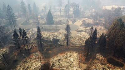 El descomunal costo de los incendios en California rebasó los $11,000 millones