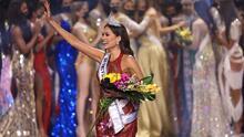 """""""Esa carita redondita es de Tarahumara"""": Especulan sobre el origen de Andrea Meza, mexicana coronada como Miss Universo"""