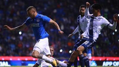 Cómo ver Cruz Azul vs. Puebla en vivo, por la Liga MX 24 de Agosto 2019