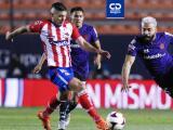 """Güémez tras el 0-0 entre San Luis y Toluca: """"Es un sabor un poco amargo"""""""