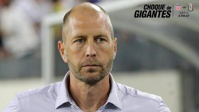 Gregg Berhalter cree que el nuevo Team USA va por el camino del éxito