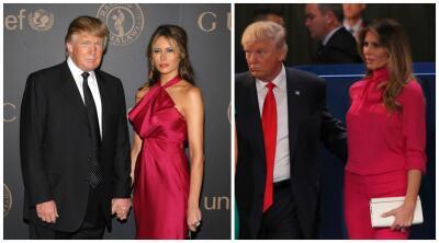 La evolución de estilo de Melania Trump: de la sexy modelo a la refinada primera dama