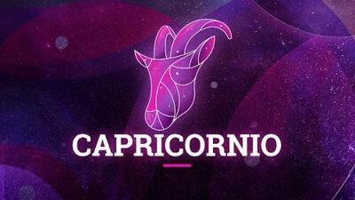 Capricornio - Semana del 30 de abril al 6 de mayo
