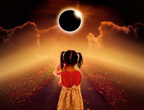 Las supersticiones alrededor de los eclipses