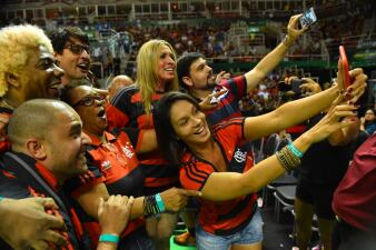Magic dominan a Flamengo en Río