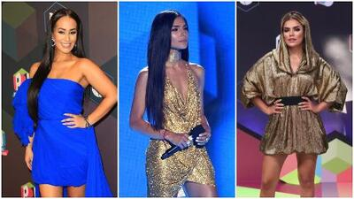 A pocos días de Premios Juventud, Jomari Goyso recordó los mejor y peor vestidos del 2017