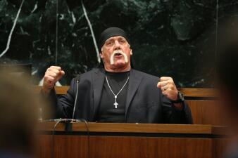 Hulk Hogan recibe $115 millones de dólares por video porno