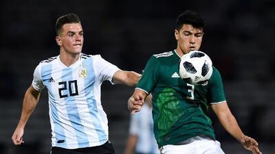 Los 23 jugadores de México y Argentina que volverán a chocar