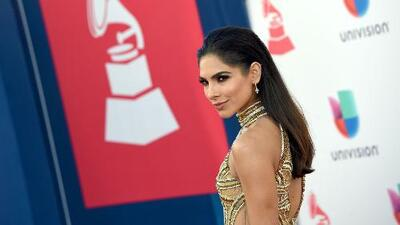 Alejandra Espinoza llega a Los Ángeles para apoyar a las aspirantes de Nuestra Belleza Latina