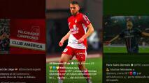 Felicitaciones al América del Mónaco, PSG, Standard Lieja y Wolverhampton por el título de Copa MX
