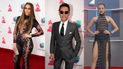 Fashionometro, los mejor y peor vestidos de Latin Grammy 2016