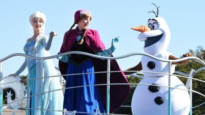 'Frozen' llegará a Broadway en 2018