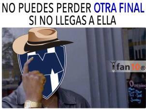 Monterrey y Pumas fueron las víctimas de los memes