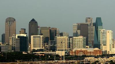 Dallas cuenta con información actualizada sobre zonas inundables