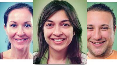 De pasta de dientes a soluciones migratorias: así se convirtió esta mujer en una modelo involuntaria