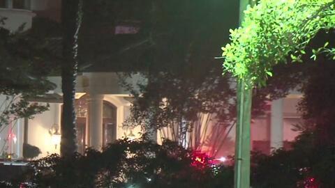 Autoridades investigan un incendio en la vivienda del exboxeador George Foreman