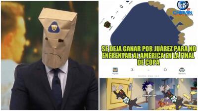 Memelogía: a Pumas lo echó Bravos de la Copa MX y las burlas no se hicieron esperar