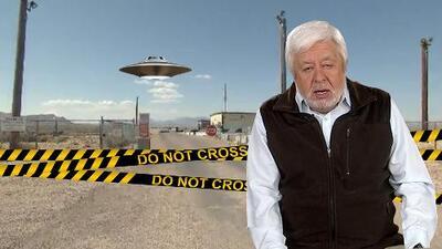 Jaime Maussan asegura que han tenido extraterrestres en el Área 51