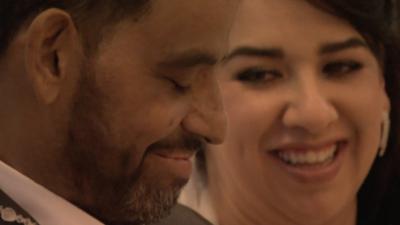 Se casó con la mujer de su vida tres días antes de morir en espera de un trasplante