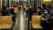 ¿Debes usar la mascarilla en el transporte público de Nueva York tras la reapertura total?