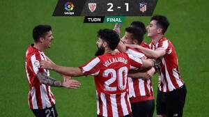 El Atlético cae en Bilbao y deja su liderato de LaLiga en riesgo