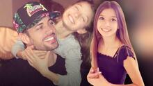 """William Levy celebra los 11 años de su hija Kailey: """"Nadie puede amar a una chica más que su padre"""""""