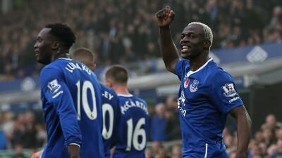 Everton 6-2 Sunderland: Los 'Toffees' arrollan al Sunderland con triplete de Koné