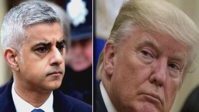 Alcalde de Londres pide al gobierno de Reino Unido cancelar la visita de Trump en el mes octubre