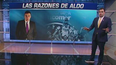 Aldo Farías y tres razones por las que cree que Tigres será el campeón del Clausura 2019