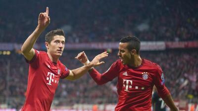 Bayern Munich 5-0 Dínamo Zagreb: Nuevo show de Lewandowski y el Bayern no deja dudas