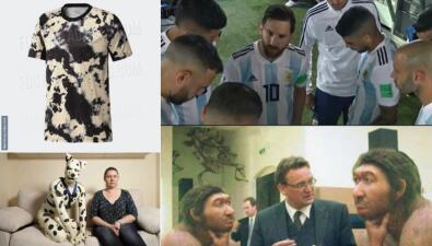 Memelogía | Burlas a la playera de Real Madrid, a Messi y a la realidad del fútbol mundial