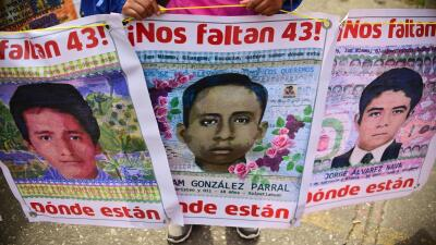 Mexican government accused of blocking Ayotzinapa investigation