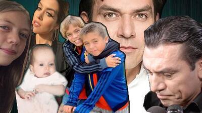 Después de 5 hijos, Jorge Salinas se arrepiente de algunas cosas del pasado