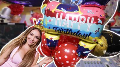 EN FOTOS: La Bronca celebró su cumpleaños al estilo Free-guey show