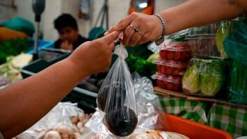 La Ciudad de México dice adiós a las bolsas plásticas por la salud del planeta