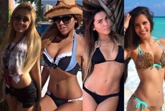 Las hijas 'descocadas' de las famosas