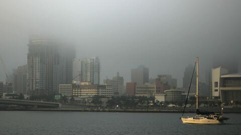 Miami tendrá una noche nublada pero sin lluvias este miércoles
