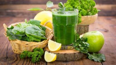Súper suero inmunológico verde | Reto 28