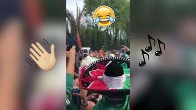 "Mexicanos cantan a todo pulmón ""adiós Neymar, te vas, de aquí…"", tras la eliminación de Brasil"